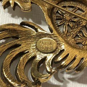 Pauline Rader Jewelry - Vintage Pauline Rader Rooster Brooch